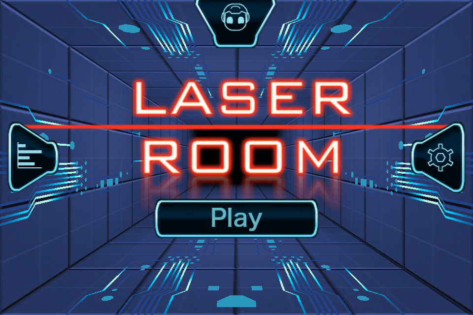 Free Laser Room iPhone Game